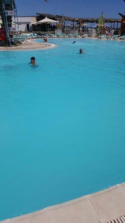AquaSplash Thalassa Sousse: Very bad pool water quality