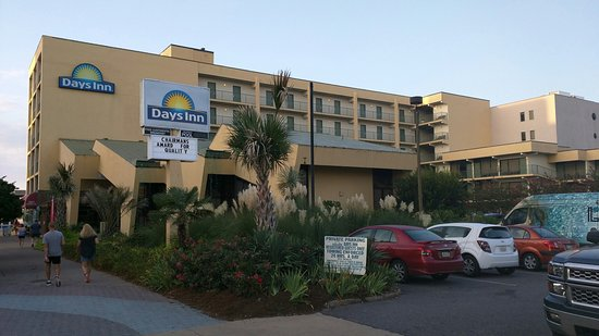 Days Inn Virginia Beach Oceanfront
