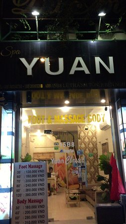YUAN Foot & Body massage