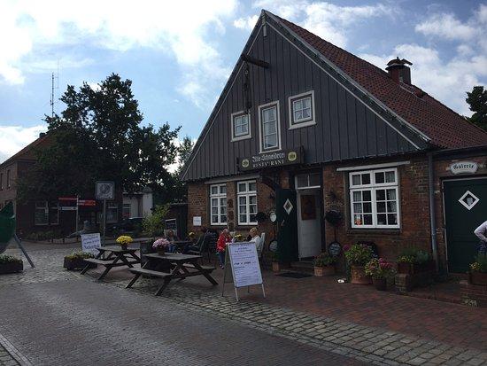 Immer Wieder Restaurant Alte Schneiderei Hooksiel