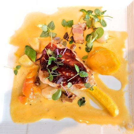 Brionne, Frankrike: Filet de dorade sébaste