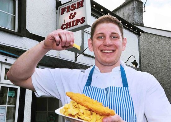 Top Chippy: Daily Post