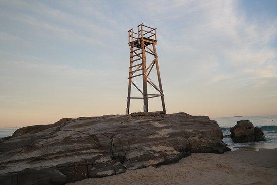 Redhead, Australia: Lookout lifeguard