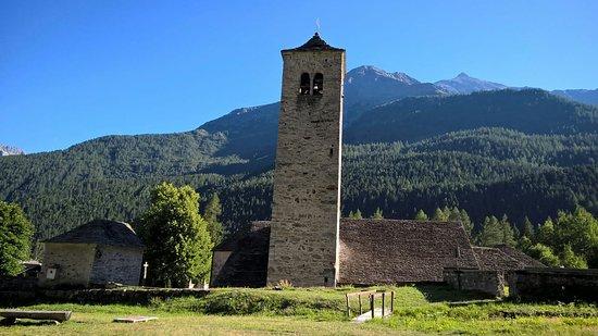 Macugnaga, อิตาลี: Chiesa Vecchia