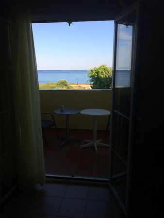 Ammes Apartments: View from wityhin room 313
