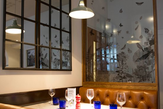 New Banquettes Picture Of Pizza Express Uckfield