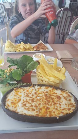 Summer Rain Restaurant: 20160711_121741_large.jpg