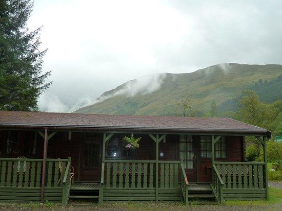 Ben More Lodge Hotel: Idyllisch in der Natur
