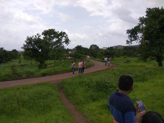 Shahapur, India: Trekking Scenary