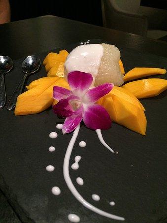 Noi Thai Cuisine: sticky mango rice