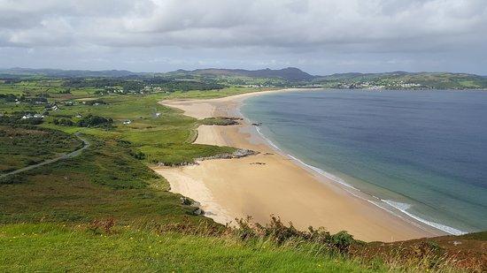 Ramelton, Irlanda: ballystockart beach
