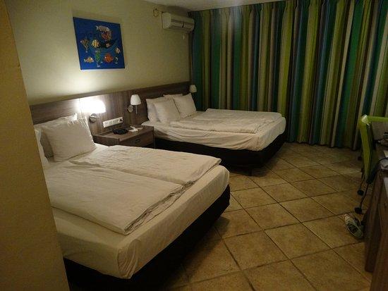 Lions Dive & Beach Resort Curacao: standaard twee persoonskamer