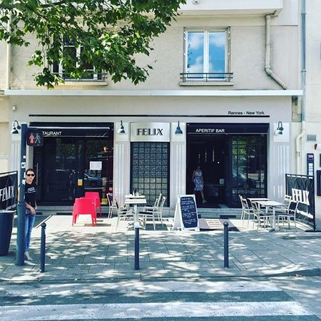 Restaurant Le Felix Rennes