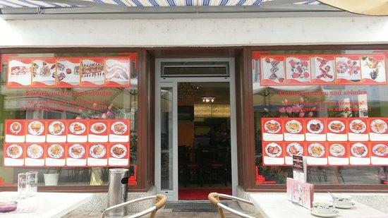 Buhl, Germania: China-Thai-Wok Schnell- Restaurant