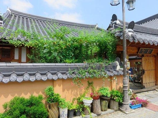 Jeonju, Corea del Sur: 裏通り5