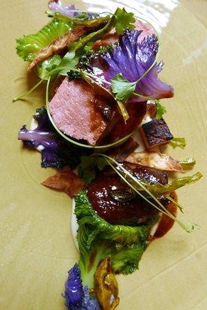 Braithwaite, UK: pork