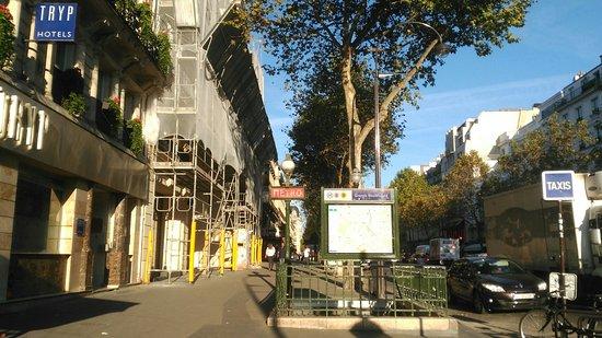 TRYP Paris Opera Hotel: IMG_20160901_084108_large.jpg