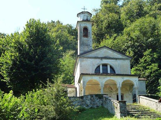 Soriso, Italy: Oratorio della gelata
