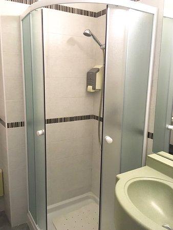 Hotel dei Fiori: box doccia