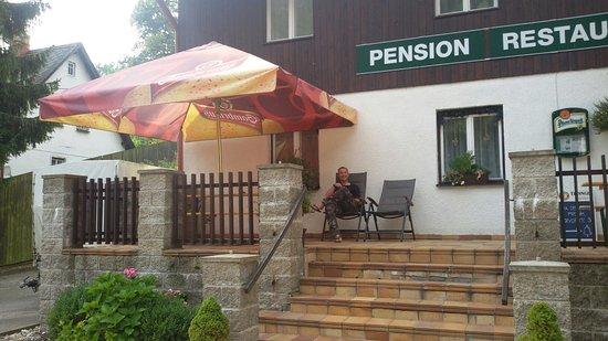 Horsky pension GENDORF
