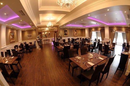 Meadow Court Hotel: restaurant