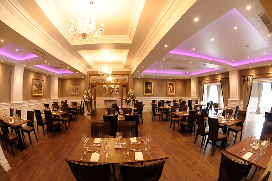Meadow Court Hotel: restaurant