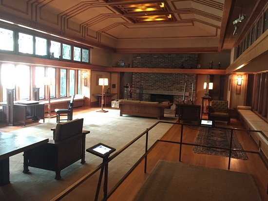 Frank lloyd wright room picture of the metropolitan museum of art new york city tripadvisor Frank lloyd wright the rooms interiors and decorative arts