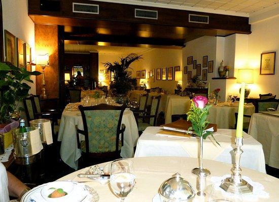 Soriso, Włochy: L'elegante sala