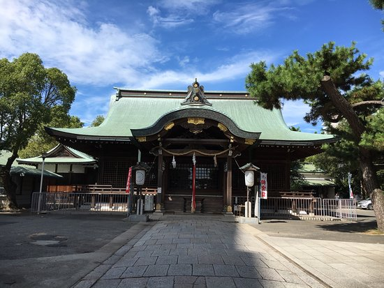 Watatsumi Shrine