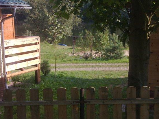 Domki nad Jeziorem Zlotnickim