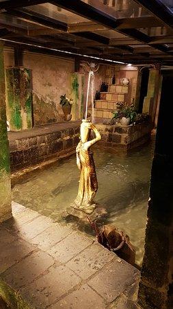 Spizzica al Vecchio Lavatoio: antico lavatoio