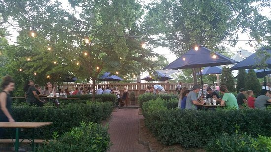 20160903 190509 picture of the pharmacy burger parlor beer garden nashville for The pharmacy burger parlor beer garden
