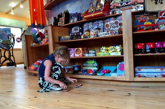 Mount Tremper, Estado de Nueva York: toy shop