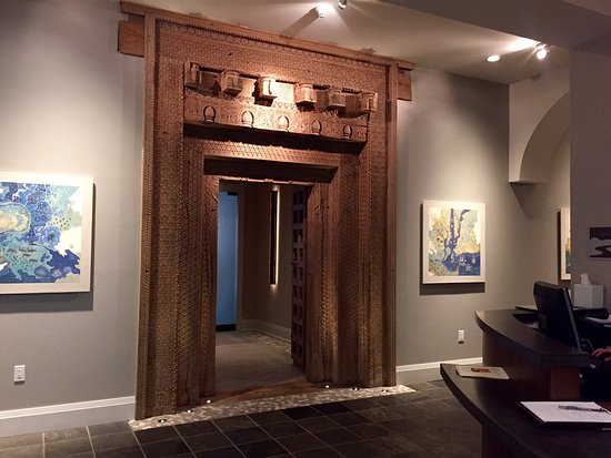 Mount Tremper, NY: spa entrance