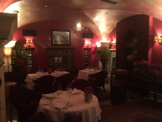 Bouley: Interior Downstairs