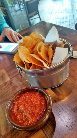 Northborough, ماساتشوستس: Chips and Salsa
