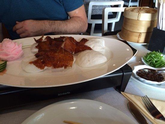 China Restaurant Yung: Peking-Ente Menü Teil 13