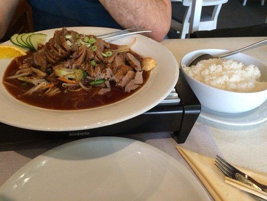 China Restaurant Yung: Peking-Ente Menü Teil 4