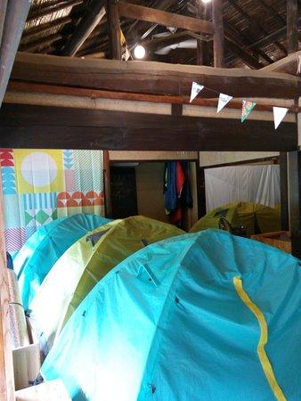 Shimacoya: 島小屋帳篷