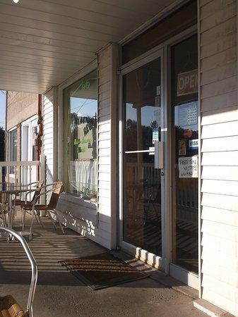 Lancaster, Canadá: Porte d'entrée