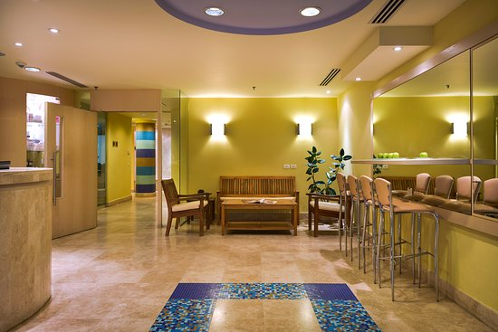 Isrotel Yam Suf Hotel: Spa Reception