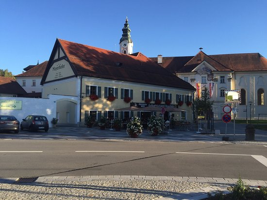 Aldersbach, Alemania: Esterni Mayerhofer