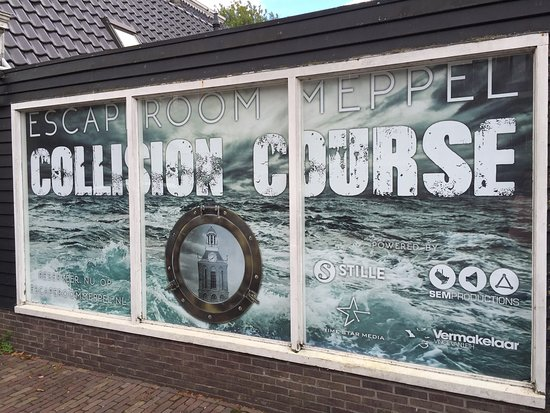 Collision Course / Escaperoom Meppel