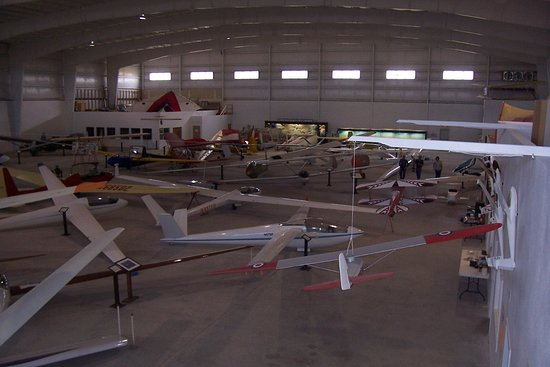Moriarty, NM: US Southwest Soaring Museum exhibits