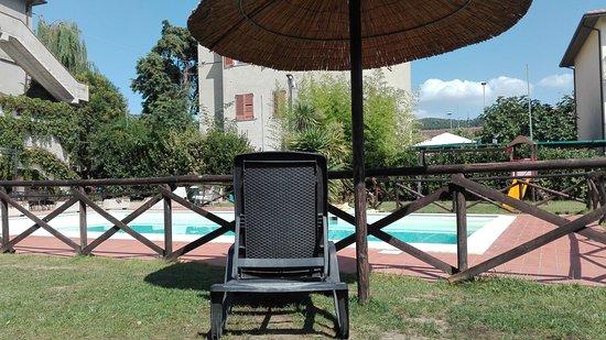 Torricella di Magione, Italia: piscina