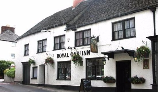 Wotton-under-Edge, UK: The Royal Oak Wotton Under Edge.