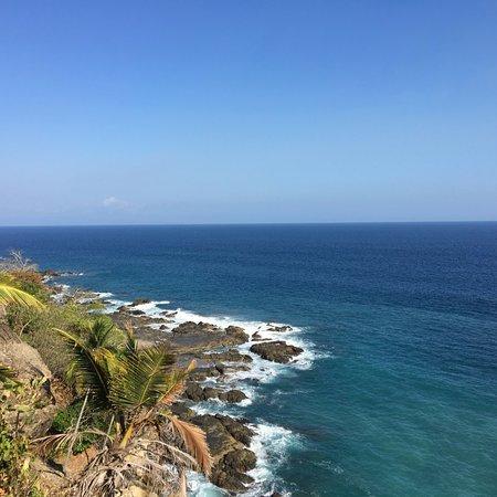 Tango Mar Beachfront Boutique Hotel & Villas: Uitkijkpunt