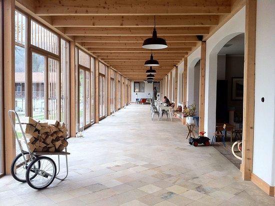 Tannerhof: Orangerie