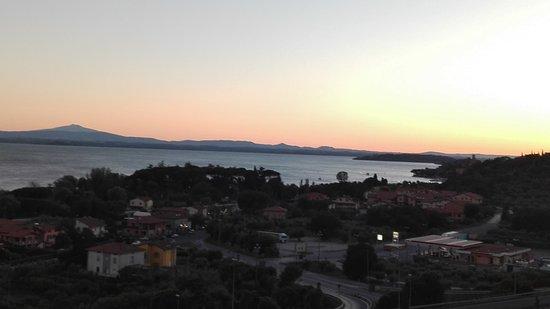 Hotel Cavalieri: vista camera
