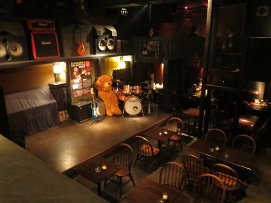 Smokers Den - Hallstairs Cafe , Sapporo Traveller Reviews - TripAdvisor